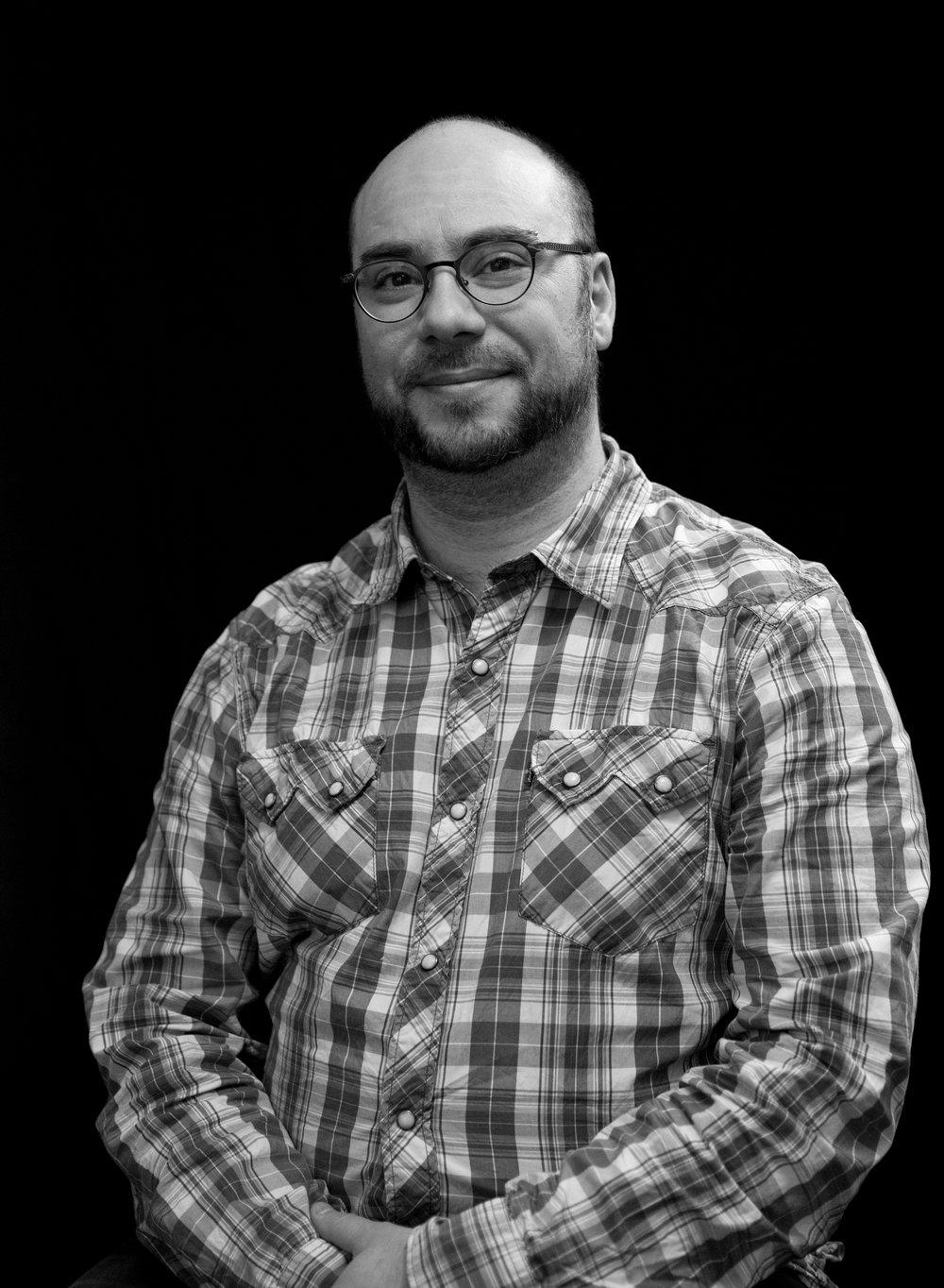 JONATHAN MAGNAN   Audio Director