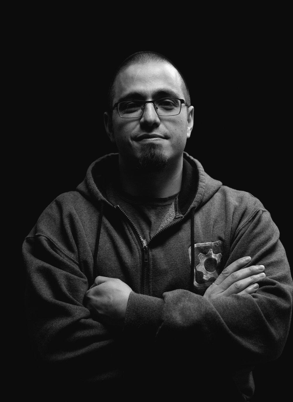 ALEXANDRE LESSARD  Programmeur en chef