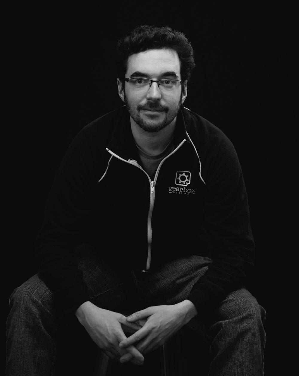 JULIEN GUILLEM-LESSARD  Programmeur