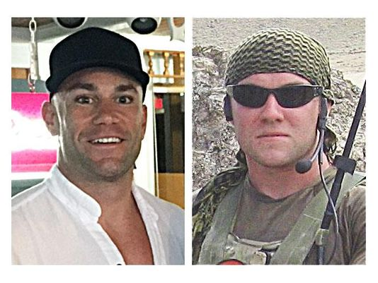 Special Warfare Operator 1st Class Brett Allen Marihugh, 34, of Livonia died April 24,2015. A group of trainees found him and Special Warfare Operator 1st Class Seth Cody Lewis of Queens, New York, at the bottom of a combat training pool. Lewis also died.