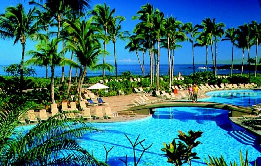 Hilton Waikoloa Village and Hilton Grand Vacations have all the resort amenities