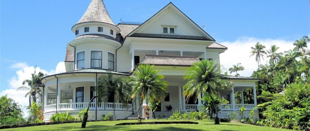 Celebrate old Hawaii in this gorgeous B and B in Hilo - The Shipman House