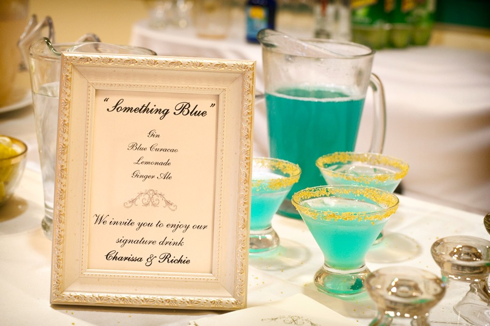 wedding-drinks-something-blue-cocktail