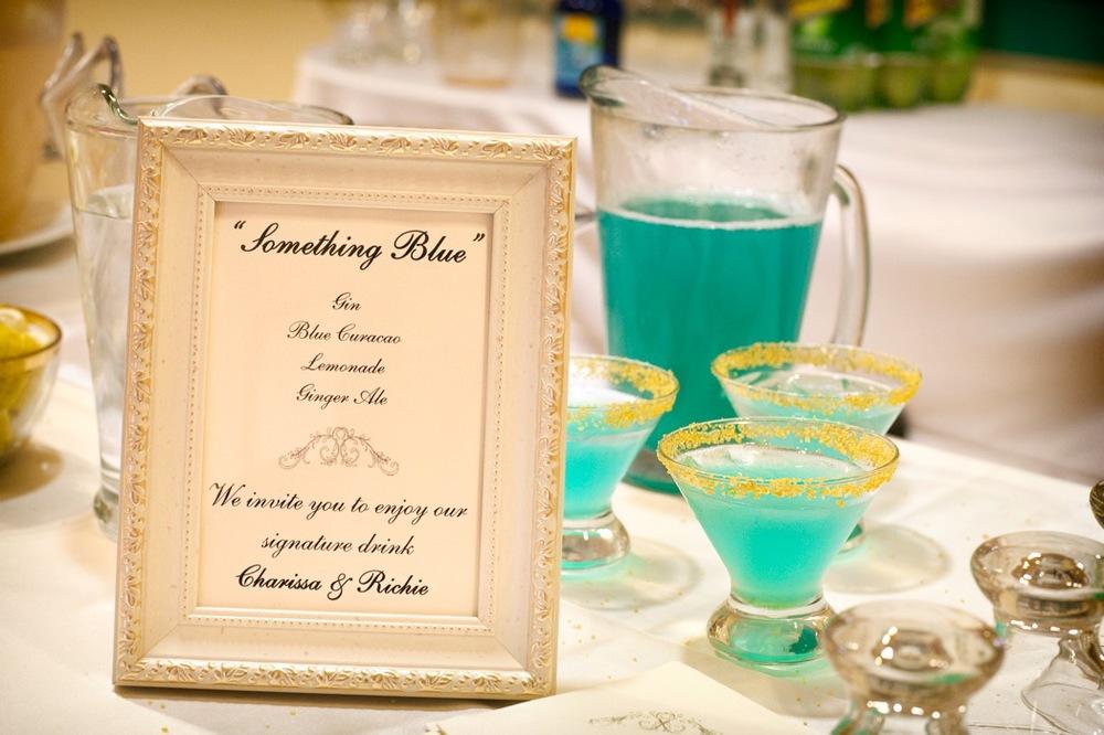 wedding-drinks-something-blue-cocktail