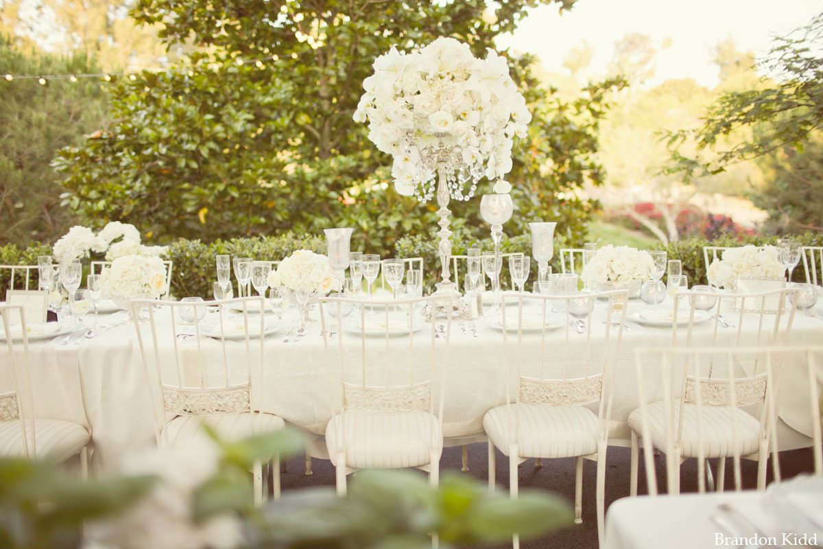 incorporating long tables in your wedding floor plan u2014 charleston