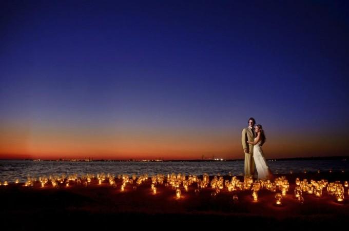 Destination Sullivan's Island S.C. Wedding