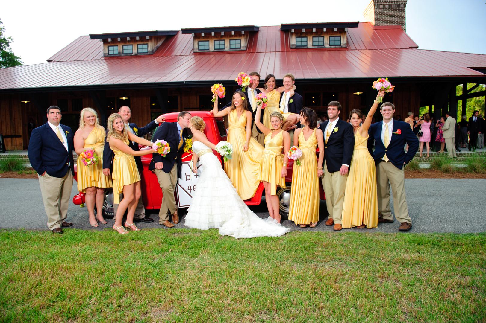 Wedding party responsibilities charleston wedding planner wedding party responsibilities sciox Gallery