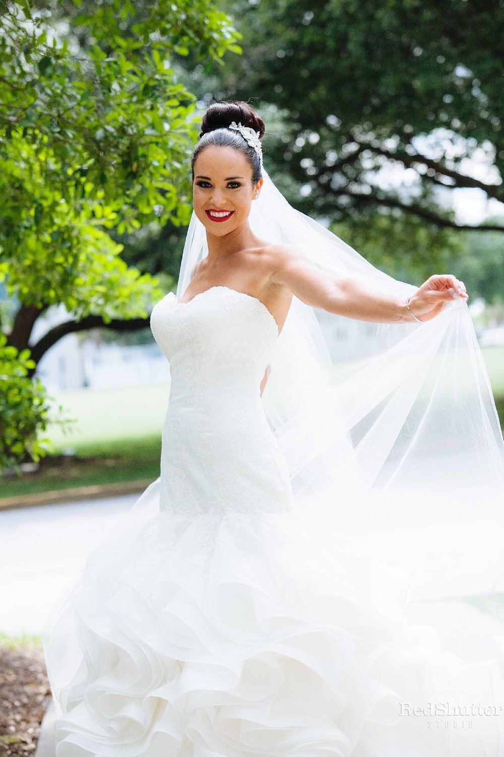Dreamy gown from Gown Boutique of Charleston Photo Red Shutter Studio