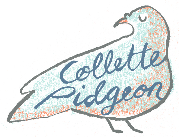 Collette Pidgeon Illustration