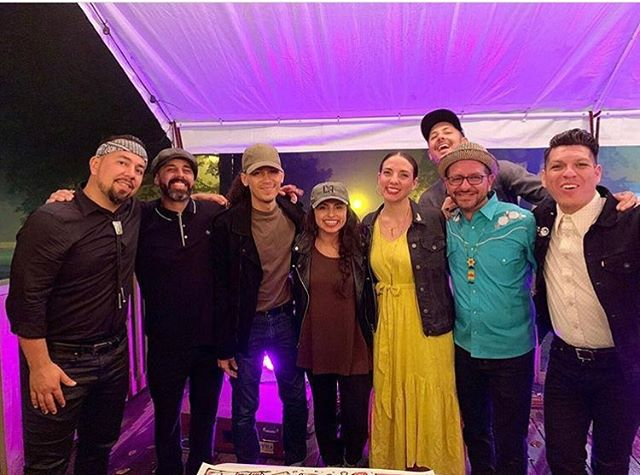 Picture from the weekend: 📸 @latinomemphis Young Arts Patrons had a great time with Latino Memphis this Sunday! @lascafeteras really knows how to entertain!
