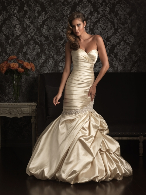 Allure Bridal Gown 9007