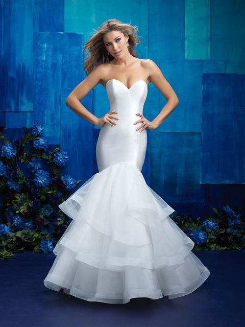 Allure Bridals Wedding Dress Collection | Wedding Stores in South FL ...