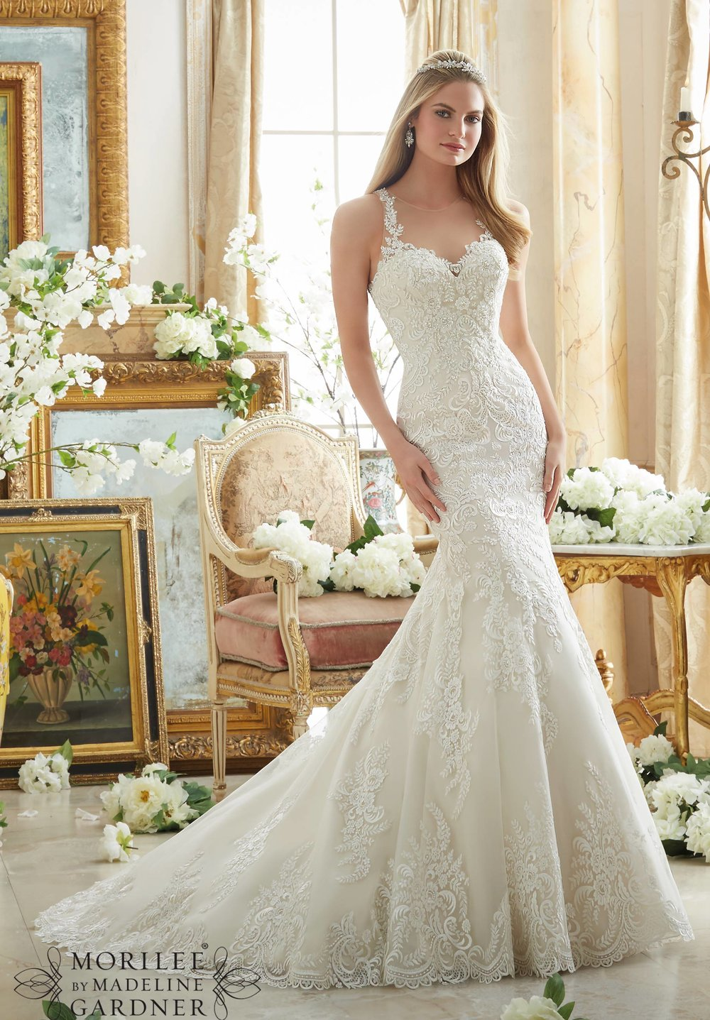 Mori Lee Bridal wedding dress