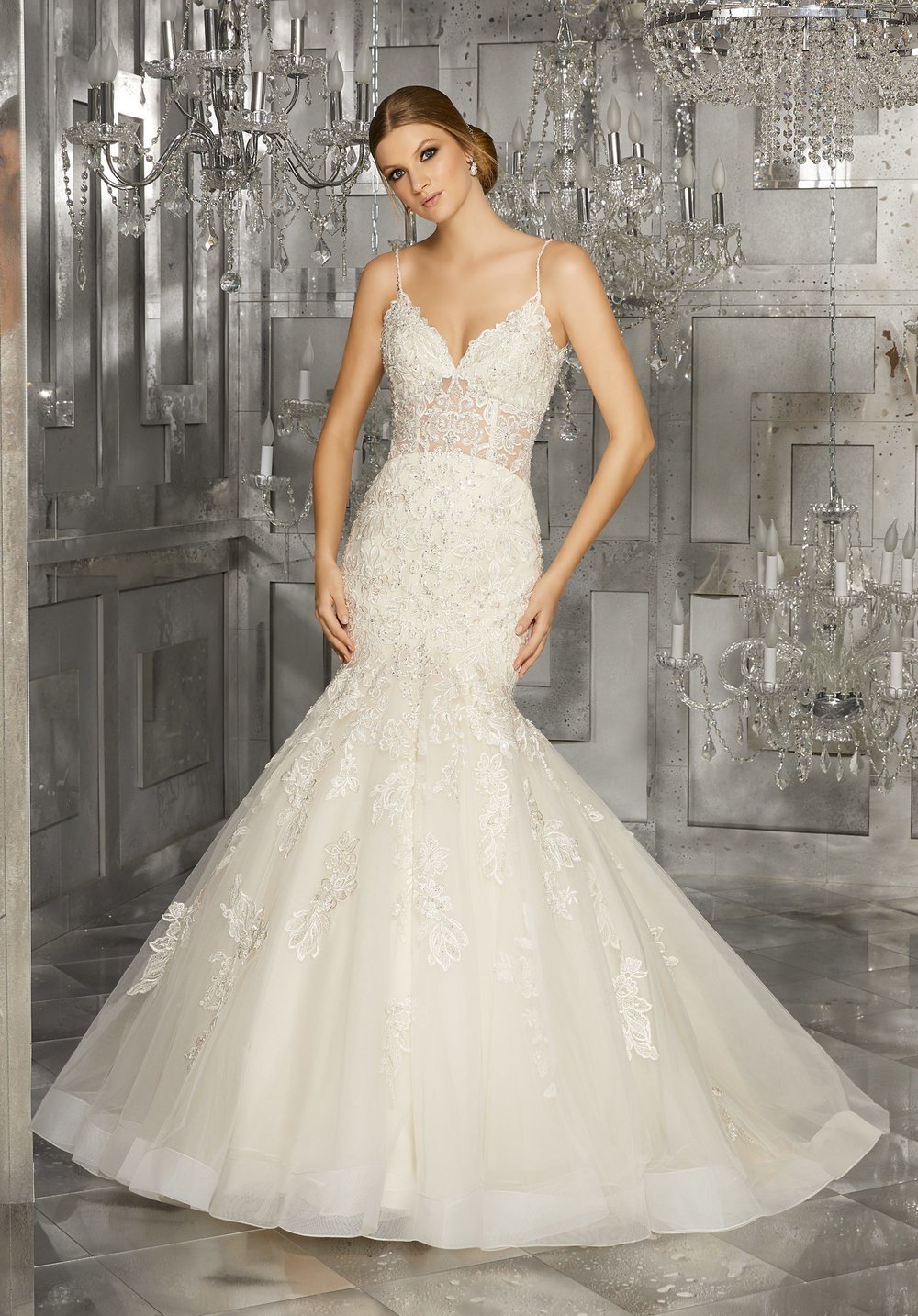 Mori Lee Bridal Collection | Wedding Dresses & Bridal Gowns ...