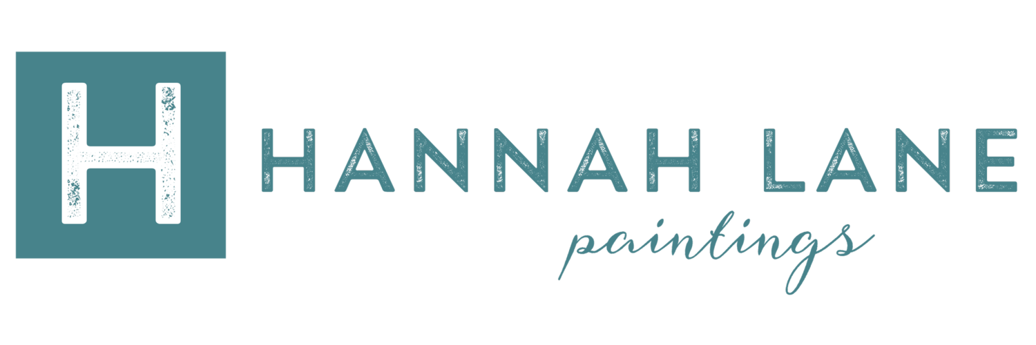 Hannah Lane Paintings