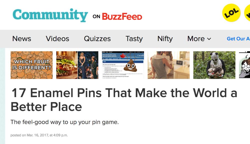 Buzzfeed -