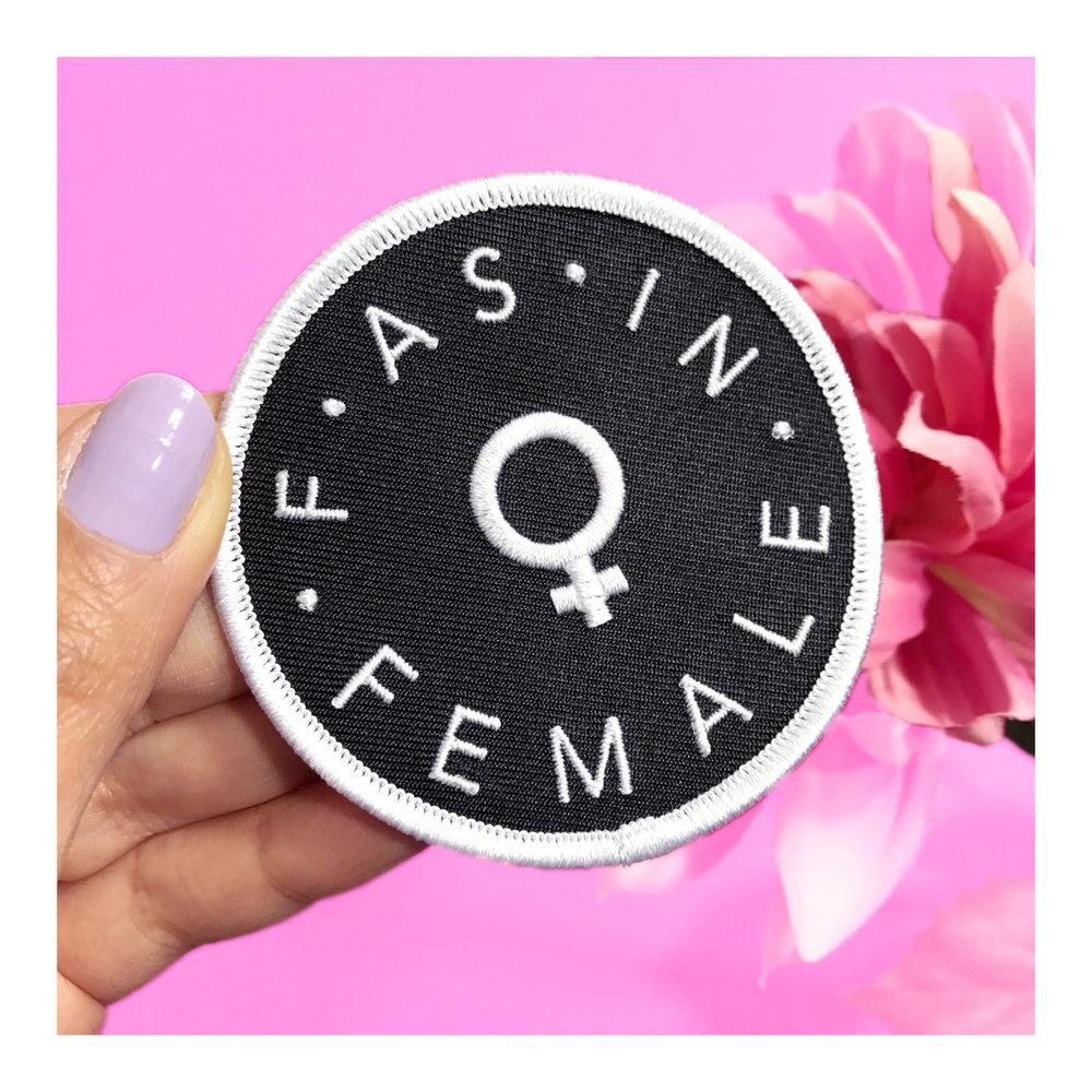 F As In Female