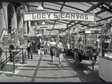 Quincy Market circa 1978
