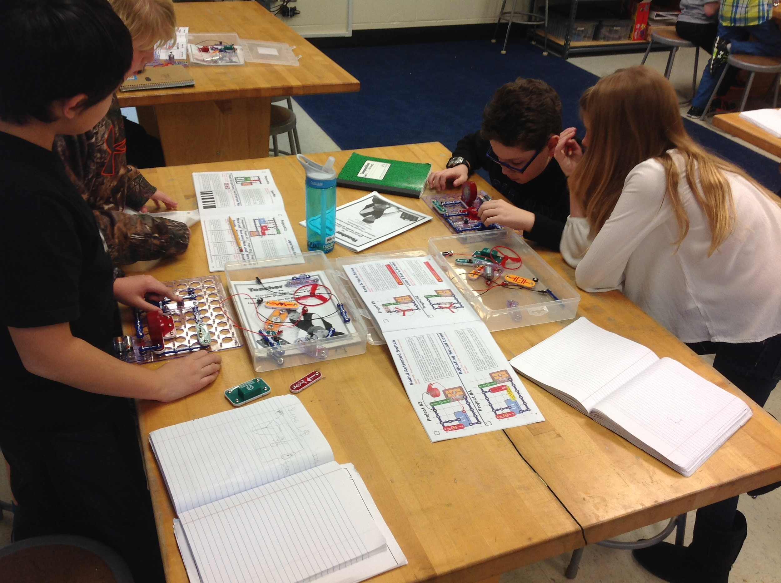 Snap Circuits 3 (Swierski)