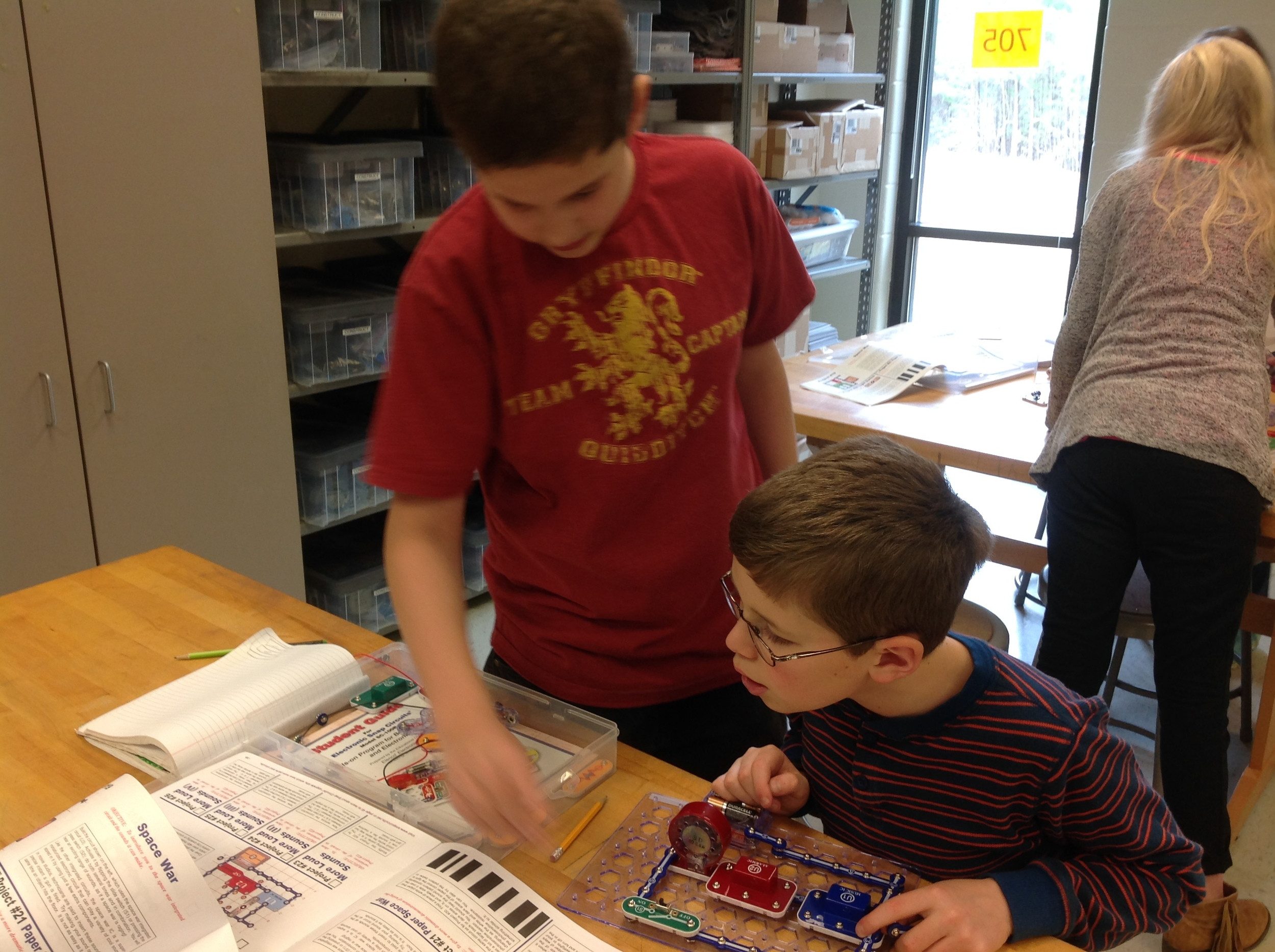 Snap Circuits 4 (Swierski)