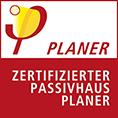 Zertifizierter Passivhausplaner seit 2012