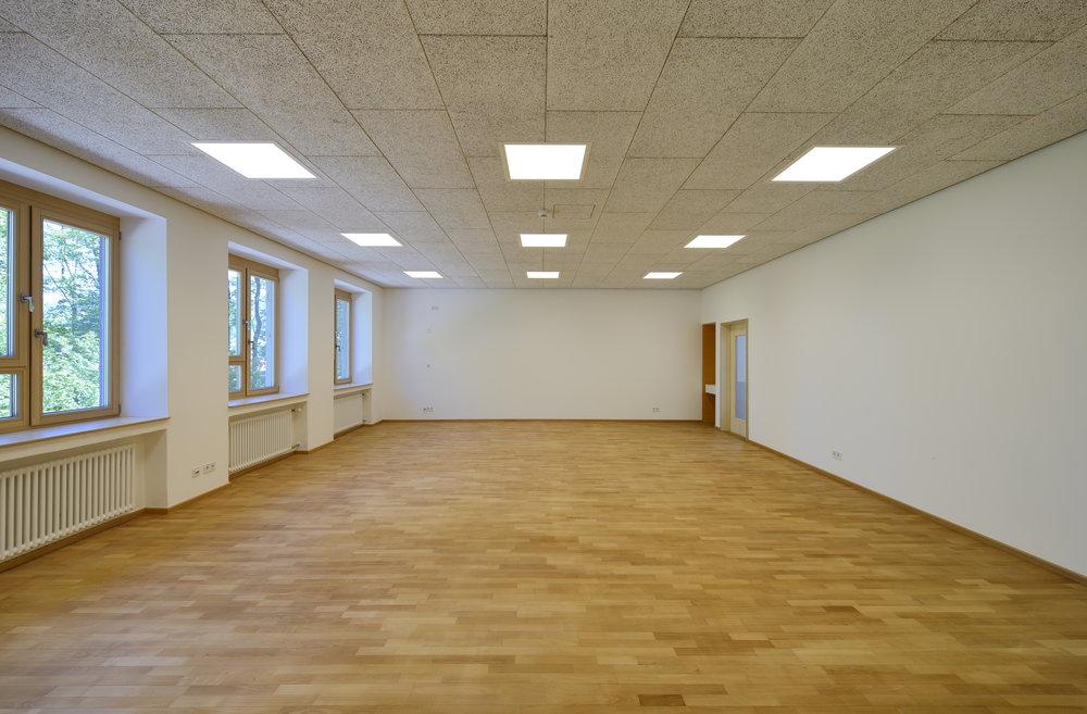 Klassenzimmer Neu