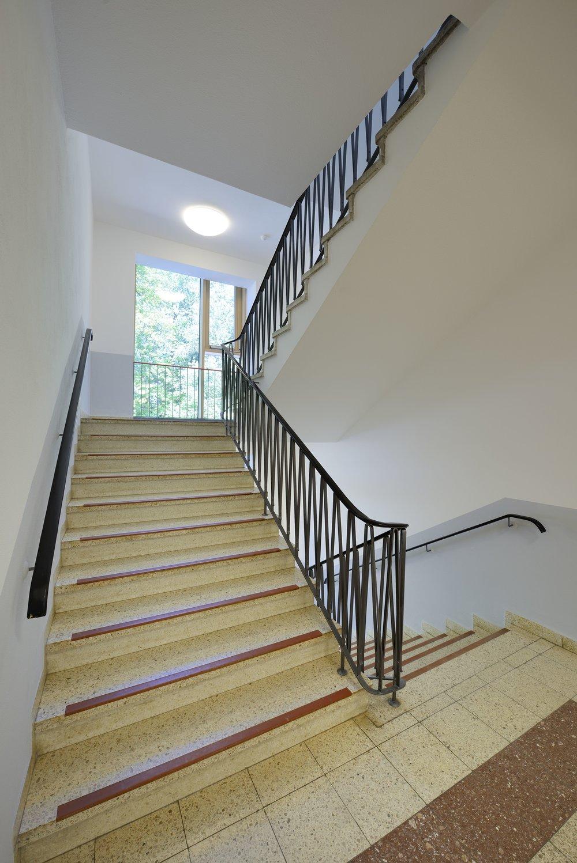 Treppenhaus Neu