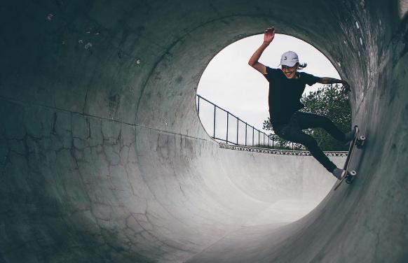 Santa Cruz, CA Skatepark