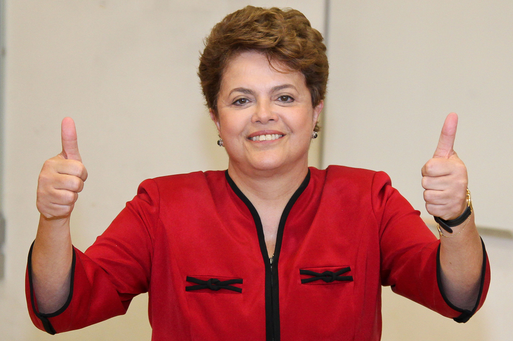 Dilma Rousseff/cc2/flickr