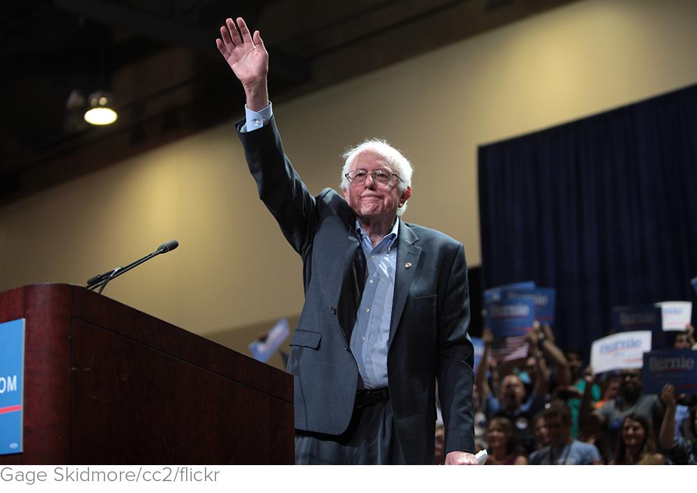 Bernie Sanders Is the Realist We Should Elect via The Nation