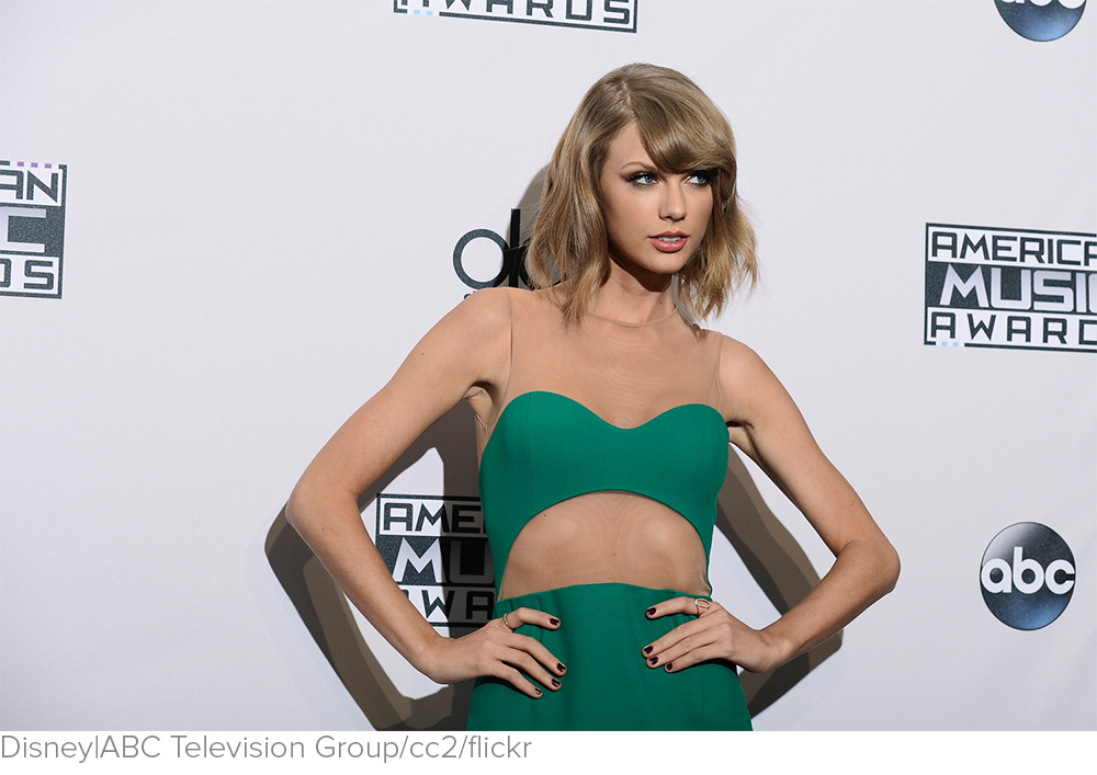 Taylor Swift's Grammys speech was the rallying cry we needed via Chicago Tribune