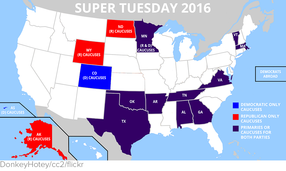 What Makes Super Tuesday So Super? via Fortune