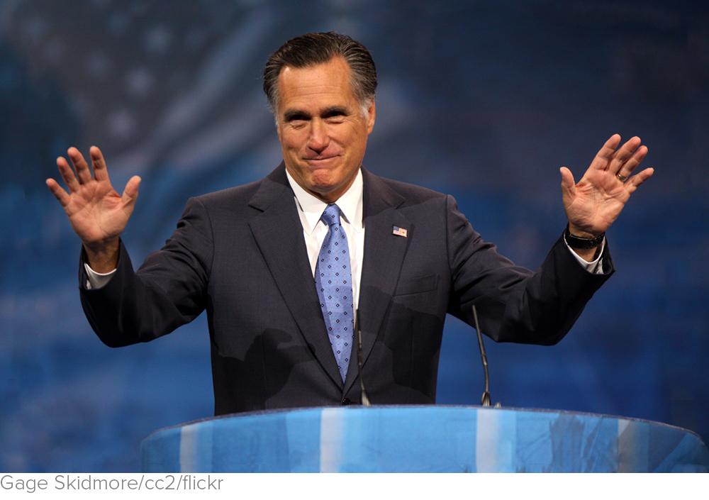 Bravo, Mitt! Romney attacks Trump in fact-filled, morally compelling speech via Fox News