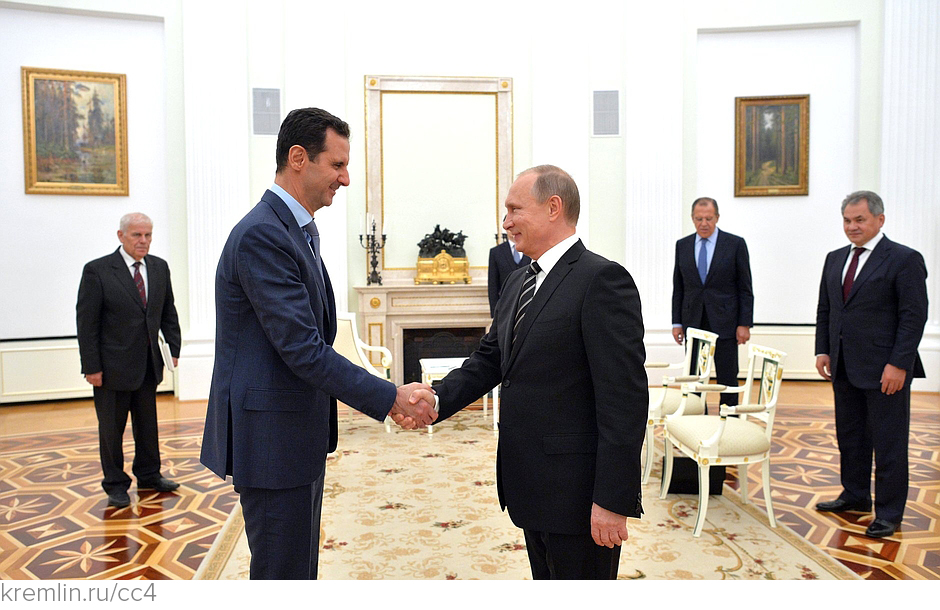 Brookes: Russia playing Syria 'cease-fire' to its advantage via Boston Herald