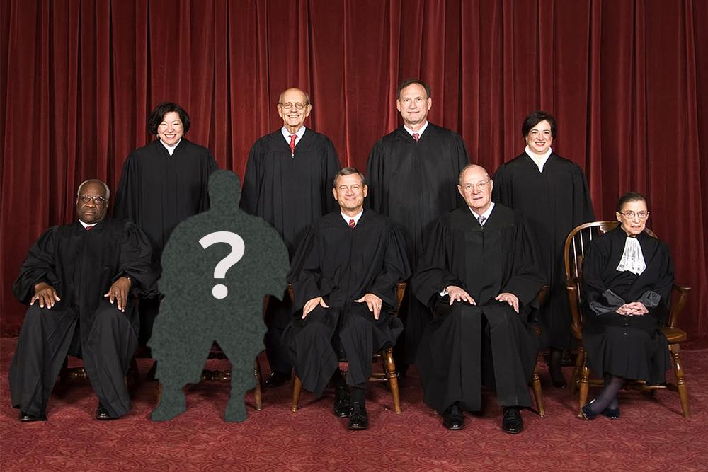 No need for nine on the Supreme Court via The Boston Globe