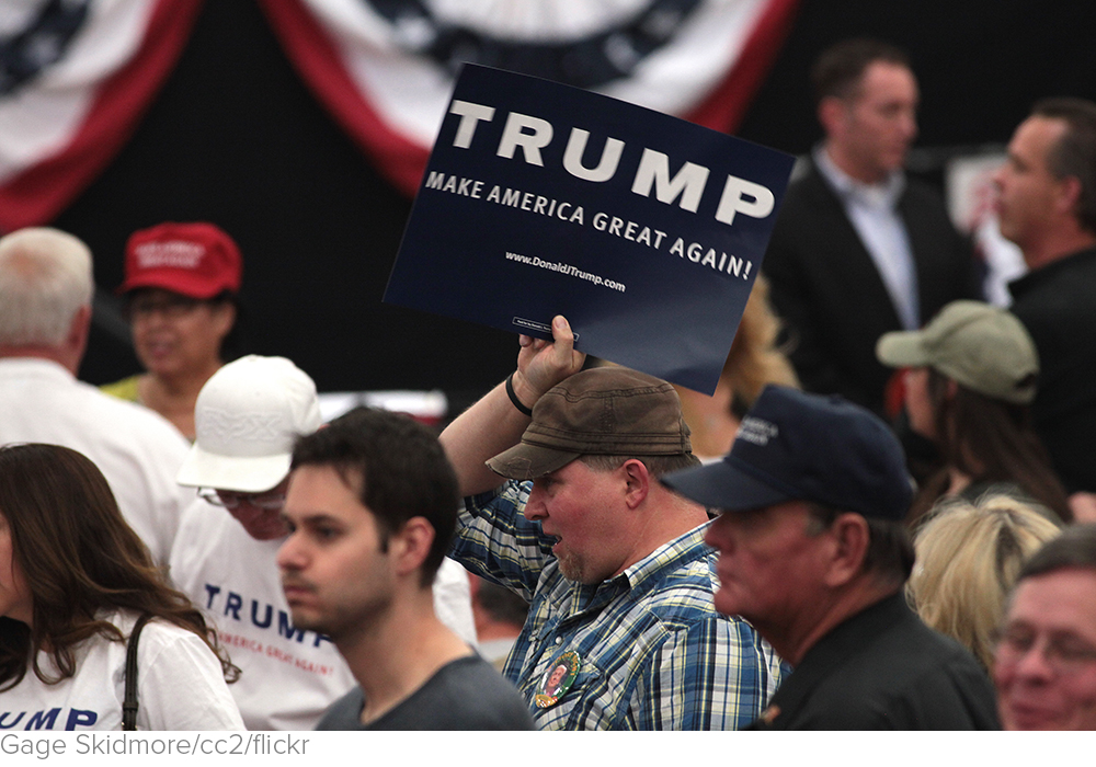 Who Are Donald Trump's Supporters, Really? via The Atlantic