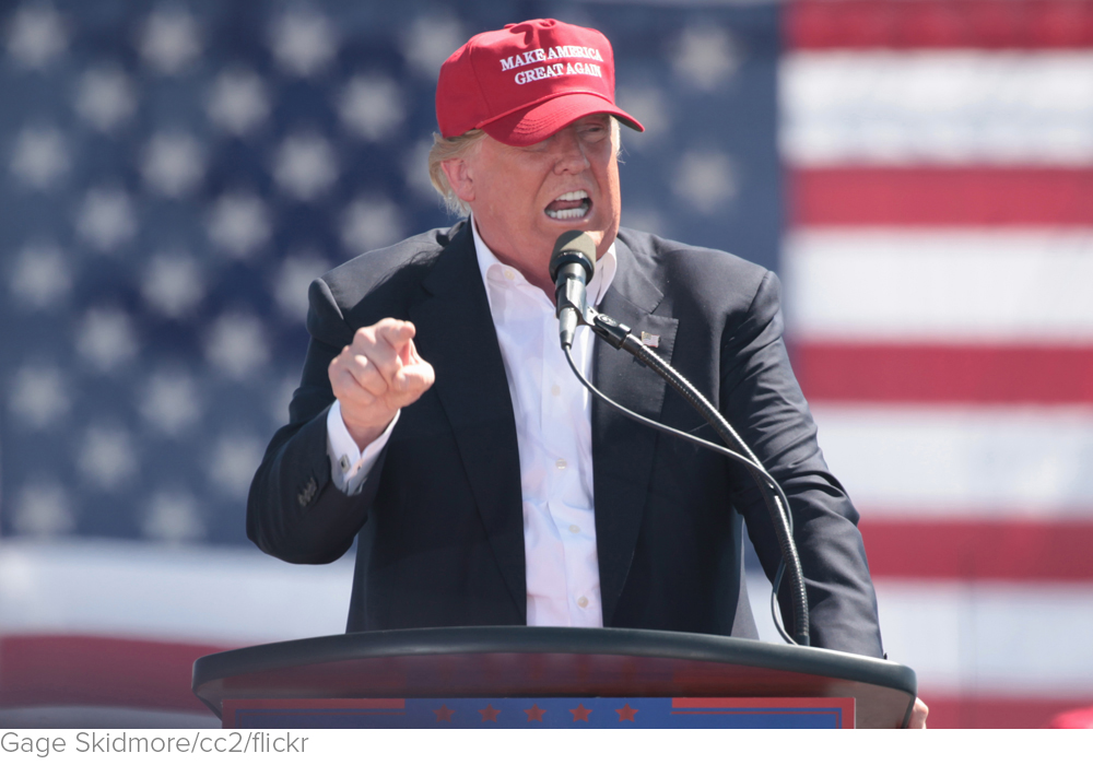 The rise of American authoritarianism via Vox