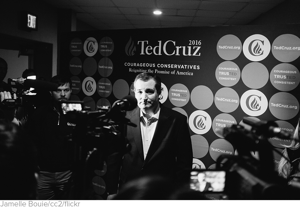 How Much Should We Care About Ted Cruz's Alleged Affairs? via POLITICO Magazine