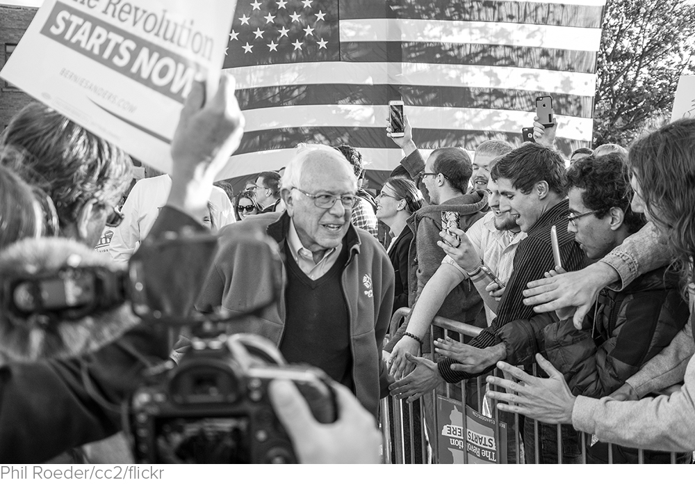Everyone Is Wrong About the Bernie Bros via Slate