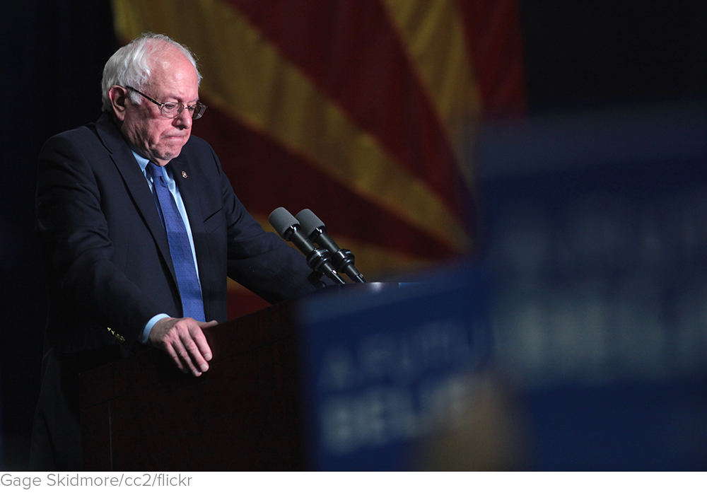 Bernie Sanders Can't Explain How He'd Break up the Banks via Fortune