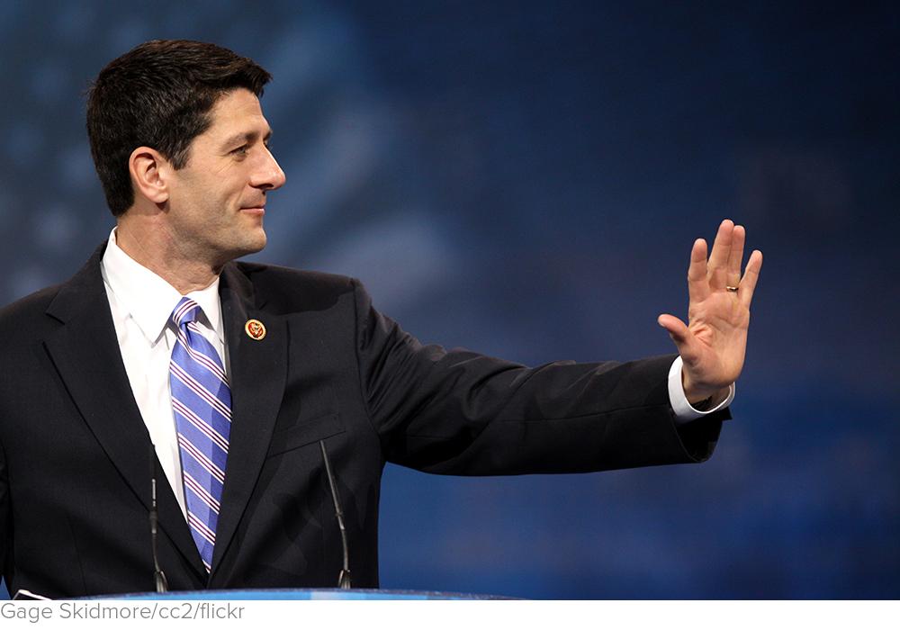 Why Ryan won't run via POLITICO