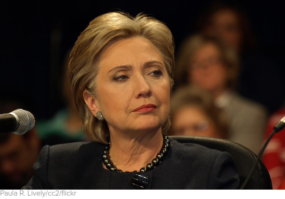 Hillary Clinton Wants You to Believe She's Tough on Wall Street. She's Not. via New Republic
