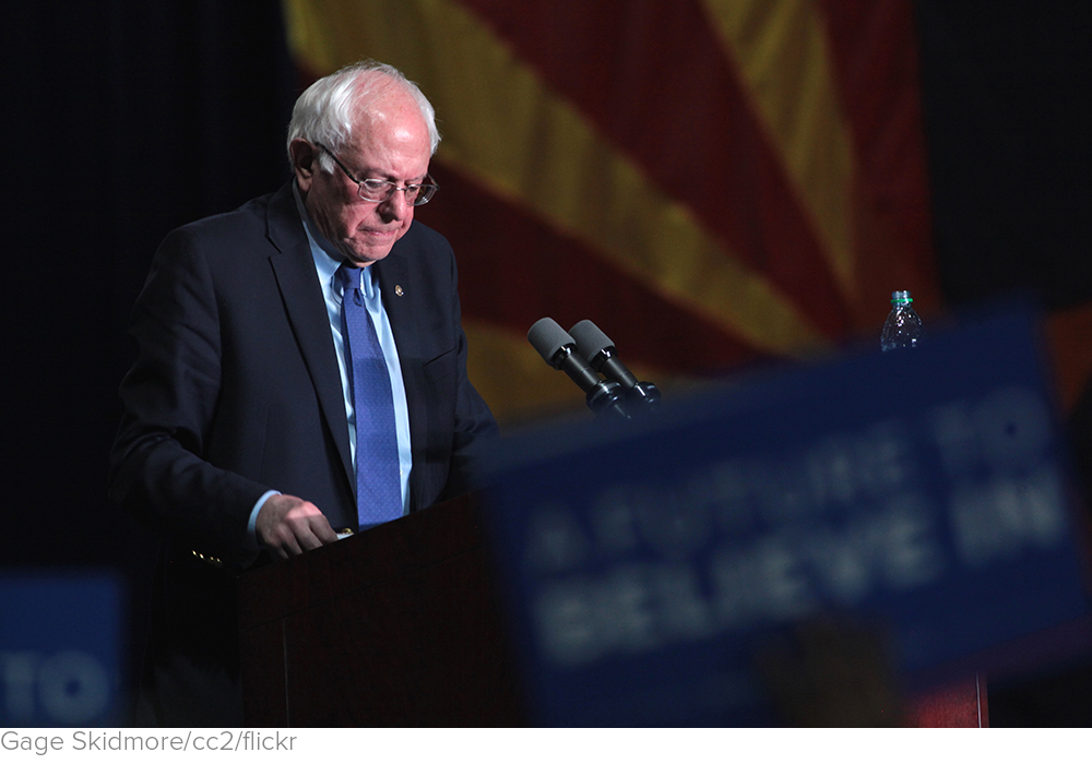 The Bern Hits a Brick Wall in New York via National Review