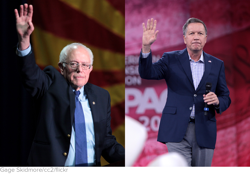 Sanders and Kasich Should Ignore Any Pressure to Quit via The New York Times
