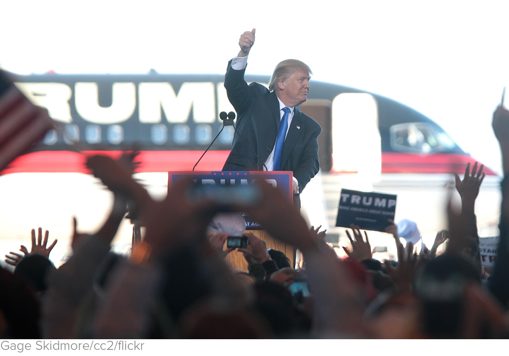 Pat Buchanan says Donald Trump is the future of the Republican Party via The Washington Post