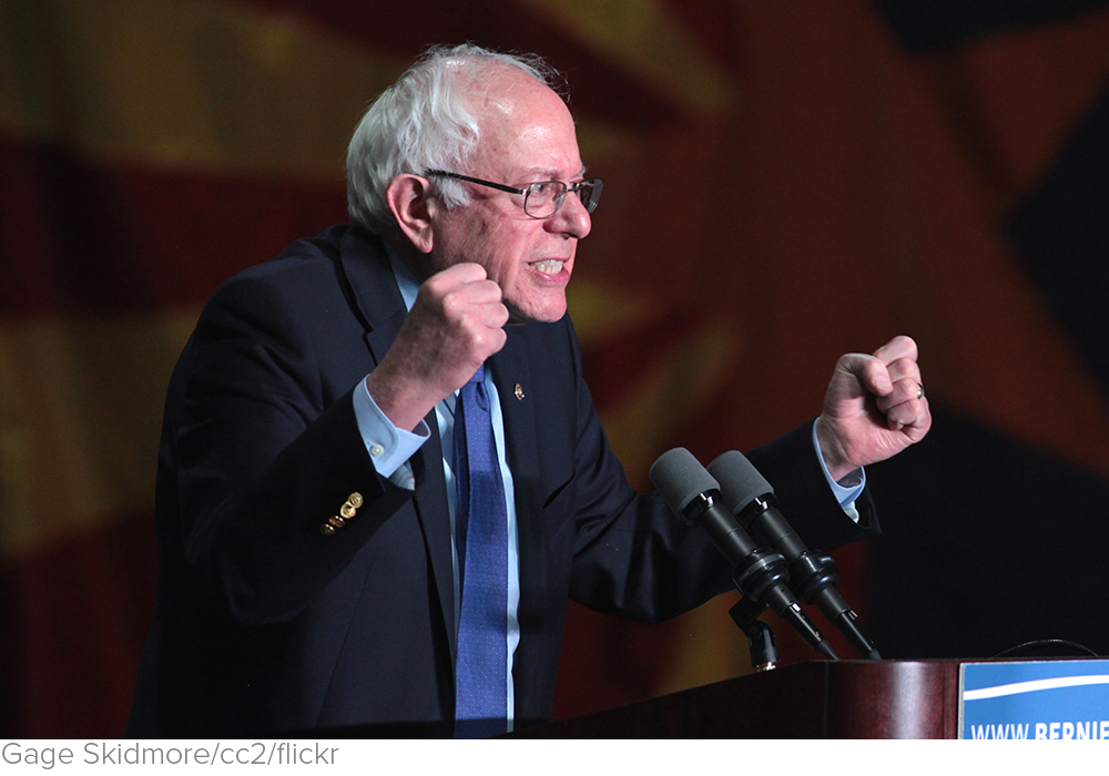Bernie Sanders supporters are hurting Democratic Party, helping Donald Trump via Chicago Tribune