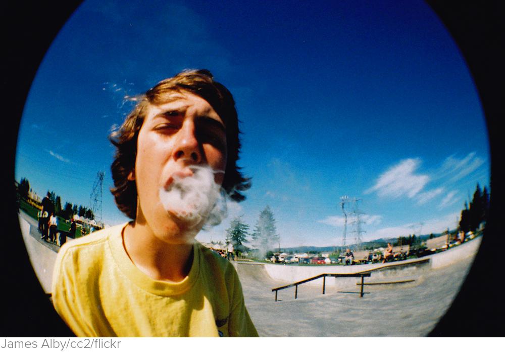 Raising The Smoking Age To 21 Is A Terrible Idea via The Daily Caller