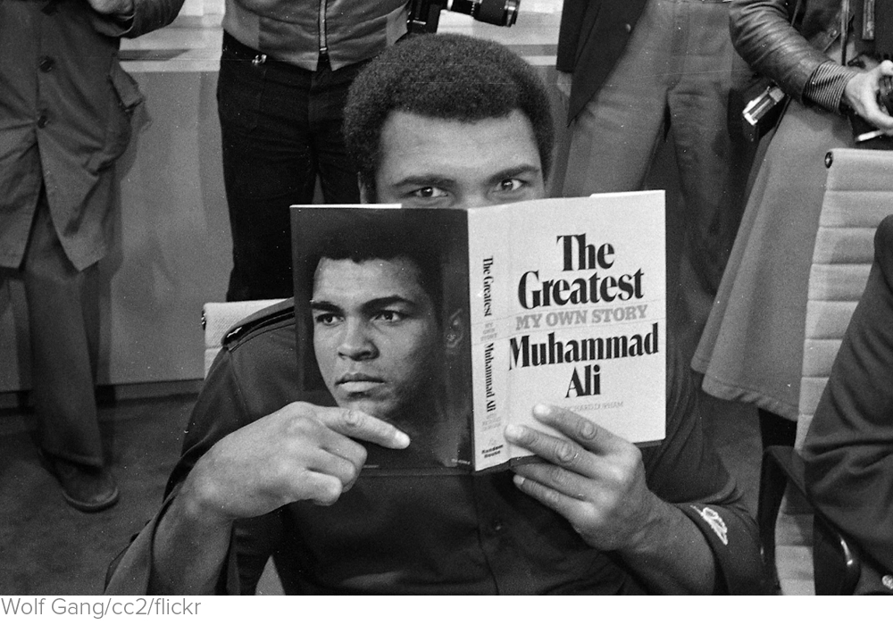 Nigel Collins Was Ali really 'The Greatest'? via ESPN.com