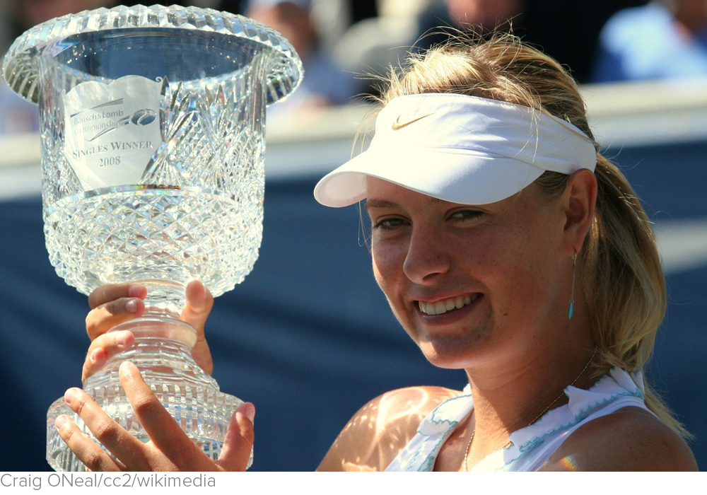 Why ITF's two-year suspension of Maria Sharapova is completely justified via Firstpost