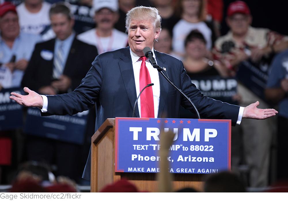 Trump's fatuous terrorism plan via CNN